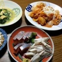 4月25日(火)小松菜の卵綴じ