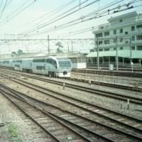 スーパービュー踊り子号(251系)【東海道線:国府津駅】  1991.JUN 乗り鉄 車両鉄