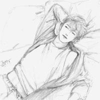 僕の隣でおやすみ・・・