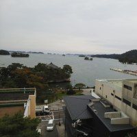 乗り放題切符で松島へ