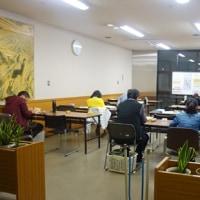 『青少年学習コーナー』・・・読書三昧。 そして 『日本宣教の保護者聖フランシスコ・ザビエル司祭 祝日』