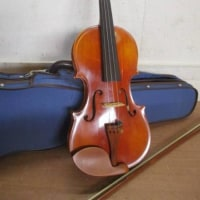 「Ludwig Wurmer バイオリン 4/4 Anno1994」を買取させていただきました!!