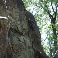 KBT岩フリークライミング