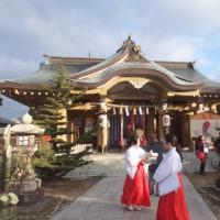 初詣は近くの神社で