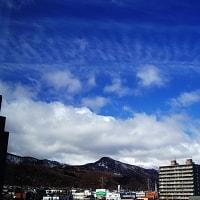 巻雲いろいろ