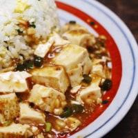 麻婆豆腐のお約束