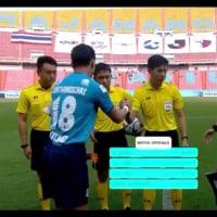 Jリーグアジアチャレンジカップ スパンブリーFC対鹿島アントラーズ/ バンコクユナイテッド対横浜Fマリノス