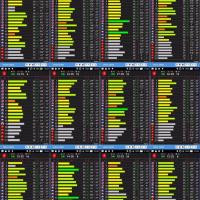 5/24-25:AzEl正常受信継続中! 1時間毎スマホQZS-1モニタリング