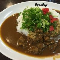 カレーハウス「インディ(indy)本町店」大阪・本町#6