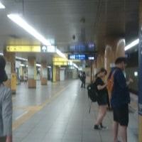 29年6月の東京一人で