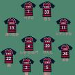 明治安田生命Jリーグワールドチャレンジ2017 vs セビージャFC in カシマサッカースタジアム