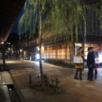 秋の遠征 東茶屋街