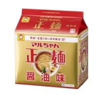 東洋水産株式会社 マルちゃん正麺 醤油味