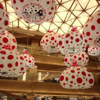かぼちゃの風船(GINZA SIX)