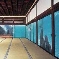 東山魁夷 唐招提寺御影堂障壁画展  (茨城県近代美術館)