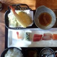 生徒さんと一緒にお食事会に行きました。