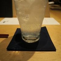 白木のカウンターで牛たんを満喫できるコース料理を味わう@たん焼 松下(銀座)