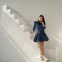 鈴木由美さんを撮影させて頂きました。その2