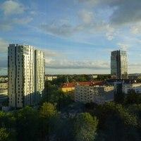 バルト三国 ラディソンBLUスカイホテルにて(エストニア)