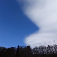 変な雲が、次々と。(1/15更新)