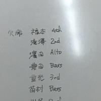 練習後記〜(10/11)