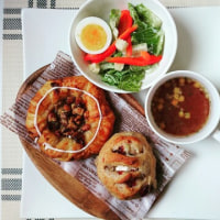 ルビアンのパン◆朝ご飯