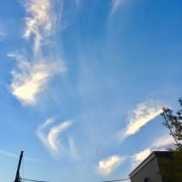 すてきな雲と感想と