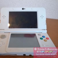 new3DSLL・Wii U gamepad・PSP修理 Smart-Favo 御茶ノ水店