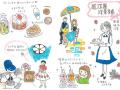 近江屋洋菓子店 本郷店の閉店 [レトロ絵日記]