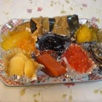 まえかわはるみの家ごはん  29年お節料理 重箱 祝い皿 ローストビーフ
