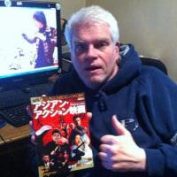 世界のトビー・ラッセル監督も絶賛!「激闘!アジアンアクション映画大進撃」大好評発売中!