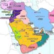 アメリカの中東政策の基本と中東各地の米軍基地
