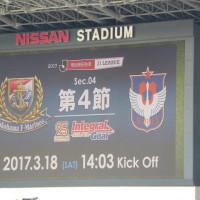 【J1】横浜vs新潟「攻め切れず守り抜けず」@日産