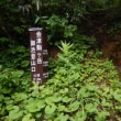 会津駒ヶ岳から御池におりる②