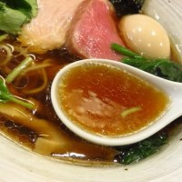 麺処 きなり@駒込 「濃口醤油そば+味玉」