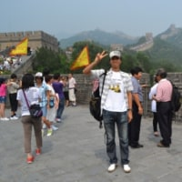 Great Wall at Badaling  12. Aug. (八達嶺長城)
