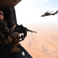 サヘル(アフリカ・サハラ砂漠(Sahara Desert)南部一帯)地域の特別部隊めぐる安保理決議、全会一致で採択