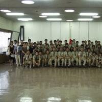 韓日フォーラム派遣壮行会