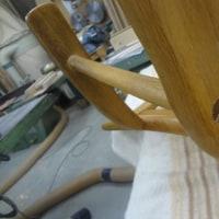 椅子の修理依頼