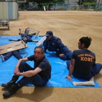 「兵庫消防団「第六分団」!!「6月の定期訓練」!!