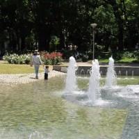 靱(うつぼ)公園