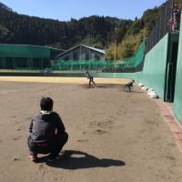 広島カープ自主トレ訪問