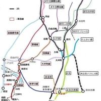 大井町線延伸で田園都市線の混雑緩和はできない