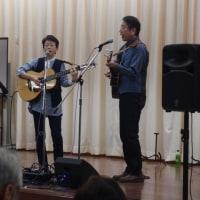 東部生涯学習センター 「みのり大学」で演奏させていただきました。