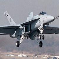 米海兵隊岩国航空基地所属のFA18が高知沖に墜落!。