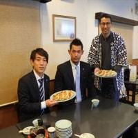 川崎フロンターレ三好康児選手、ポープ ウィリアム選手のサイン会