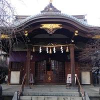 北野神社 牛天神