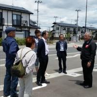 社協役職員ら5人が視察研修に来訪  市と友好姉妹都市の更別村から