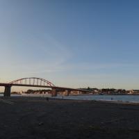 那珂川と海門橋