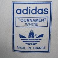 ADIDAS TOURNAMENT WHITE FRANCE